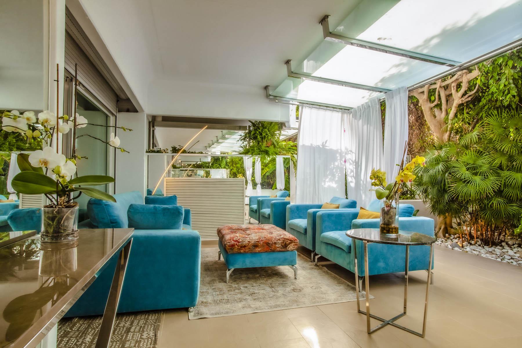 Reforma bajo con terraza en Marbella