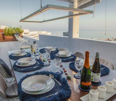 Reforma apartamento ático en Marbella