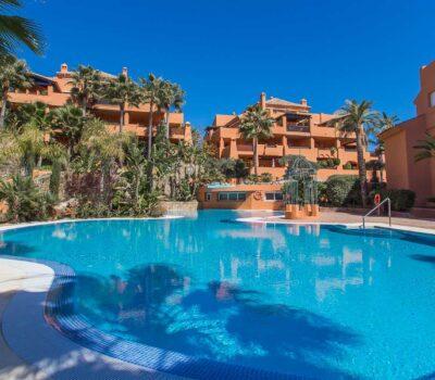 Construcción apartamentos en Sierra Blanca, Marbella