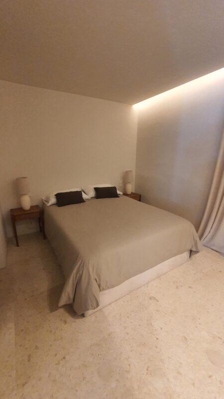 Reforma integral en apartamento de lomas del Marbella Club